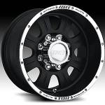 American Eagle Wheels Series 140 Black