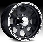 American Eagle Wheels Series 185 Black