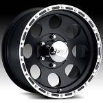 American Eagle Wheels Series 185 Black