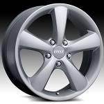 American Eagle Wheels Series 192 Silver