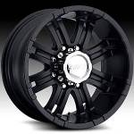 American Eagle Wheels Series 197 Black