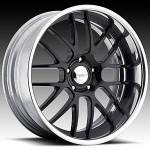 American Eagle Wheels Series 227 Black