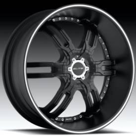 Elite Carnal Flat Black