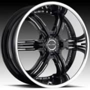Elite Carnal<br>Gloss Black Black Insert