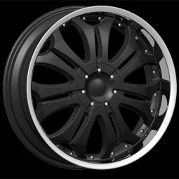 F5 Racing Style F5-115 Black