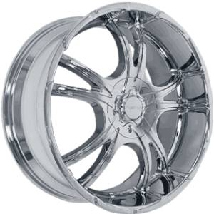 Forte F50 Stress Chrome