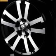 Fondmetal 7700-1 Black Polished