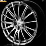 Fondmetal 7800 Shiny Silver