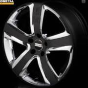 Fondmetal R12 Sport Black Chrome Inserts