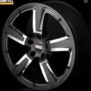 Fondmetal R15 Gloss Black Chrome Inserts