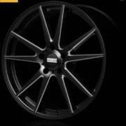Fondmetal STC-10 Black Milled