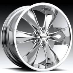 Foose Legend 6 Chrome Wheel