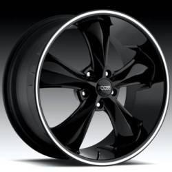 Foose Legend SS Black Wheel