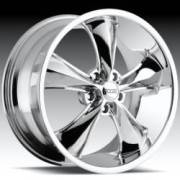 Foose Legend SS Chrome Wheel