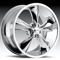 Foose Legend SS Chrome Wheel