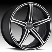 Foose Speed Black Wheel
