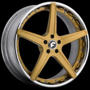 Aggio-ECL Gold Chrome Lip
