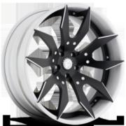 Artigli-ECL Machined White