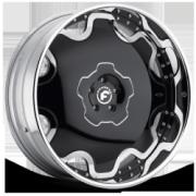 Fiore Gloss Blk Chrome Attachments