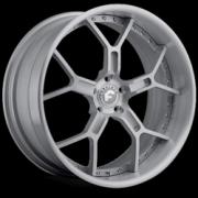 GTR Satin Silver