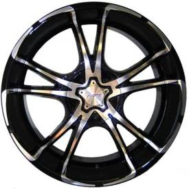 Forte F50 Twisted Wheels