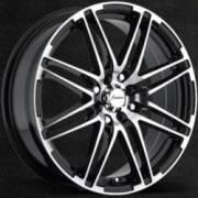 Forza 303 Gloss Black Machined