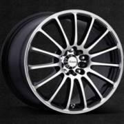 Forza 311 Machined Black
