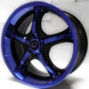 G-Line G511 Blk Blue 2 tone