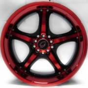 G-Line G511 Blk Red 2 tone