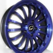 G-Line G601 Blk Blue 2 tone