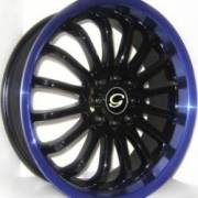 G-Line G601 Blk Blue Lip