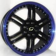G-Line G602 Blk Blue Lip