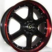 G-Line G780 Blk Red Lip