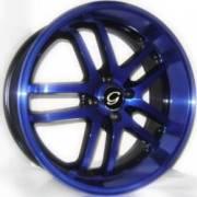 G-Line G817 Blk Blue 2 tone