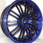 G-Line G820 Blk Blue 2 tone