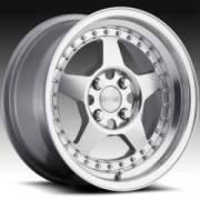 MRR GF FF5 Silver Machined