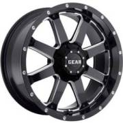 Gear Alloy 726MB Big Block Gloss Black