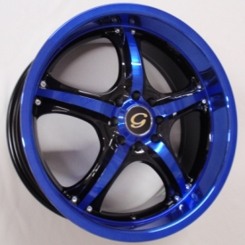 G 511 Black and Blue 2Tone