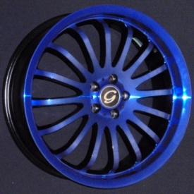 G 601 Blue 2-Tone
