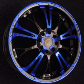 G 667 Black and Blue 2-Tone