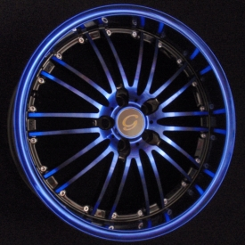 G 820 Black and Blue 2-Tone