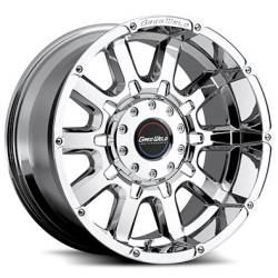 Greg Weld 401 Ballistic Chrome Wheels