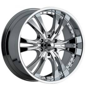 Incubus Alloys 395 Origin Chrome
