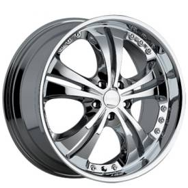 Incubus Alloys 415 Valera Chrome