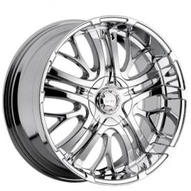 Incubus Alloys 500 Paranormal Chrome