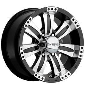 Incubus Alloys 501 Poltergeist 5/6 Gloss Black Mac