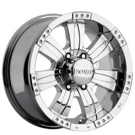 Incubus Alloys 501 Poltergeist 5/6 Chrome