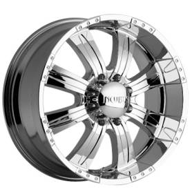 Incubus Alloys 501 Poltergeist 8 Chrome