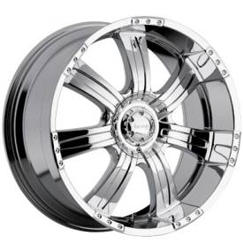 Incubus Alloys 501 Poltergeist Chrome