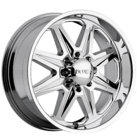 Incubus Alloys Grim 8 Chrome